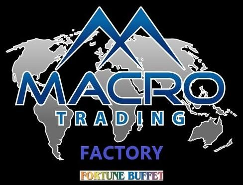Macro Trading Factory = An Upward Trajectory!