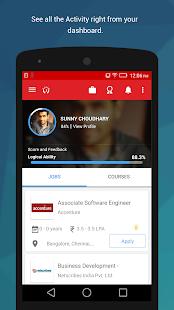 AMCAT Match my skills to jobs Ekran Görüntüsü