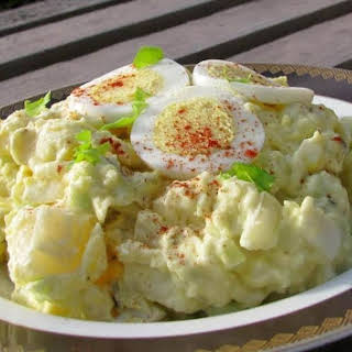Mama Jean's Potato Salad from the Neely's.