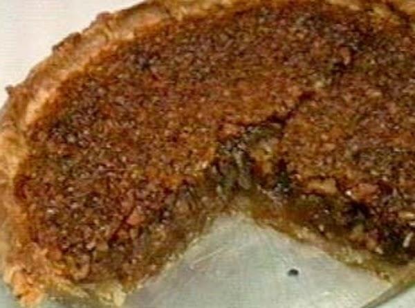 Sherry Walnut Pie Recipe