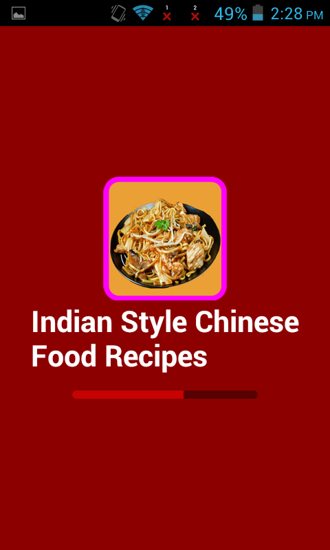 Indian style chinese recipe android apps on google play indian style chinese recipe screenshot forumfinder Gallery