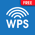WPS Connect WiFi Tester: WPA & Dumpper for Android icon