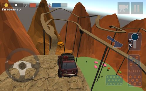 Mountain 4x4 Climb- screenshot thumbnail