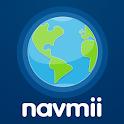 Navmii GPS World (Navfree) icon