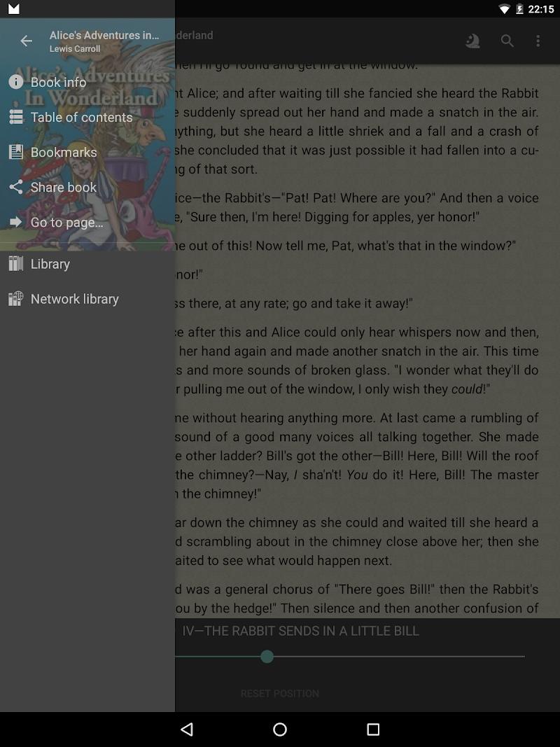 FBReader Premium – Favorite Book Reader Screenshot 8