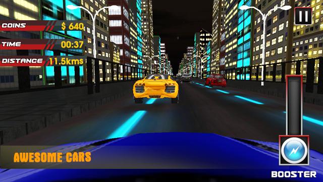Скриншот Extreme Extreme Race