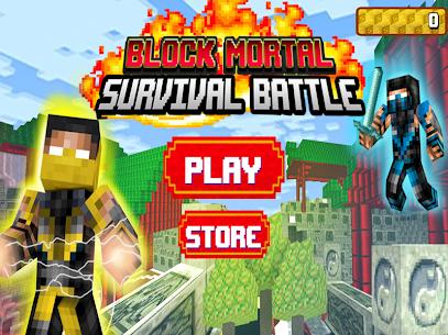 Block Mortal Survival Battle 6