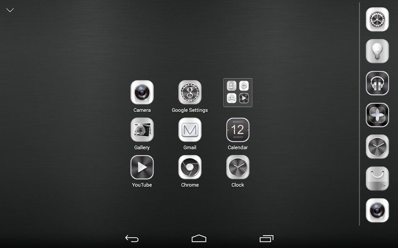 Black themes for gmail - Black Onyx Atom Theme Screenshot