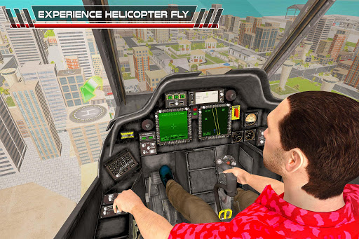 US Helicopter 3D: Helicopter Games 2018 3 screenshots 12