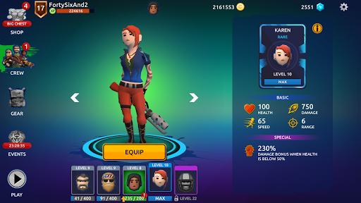 Zombie Blast Crew 1.0.0 screenshots 2