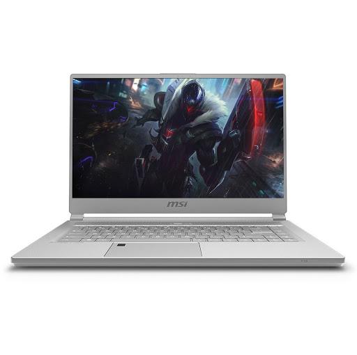Máy tính xách tay/ Laptop MSI P65 8RE-069VN (i7-8750H) (Bạc)