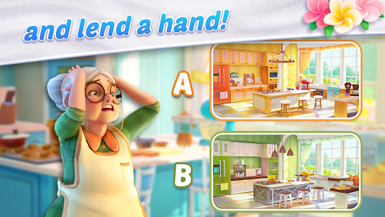 Design Island: 3D Home Makeover Mod Apk [Unlimited Money] 3.18.0 2