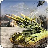 Extreme Missile Attack Simulation Android APK Download Free By AbsoLogix - 3D Games Studio