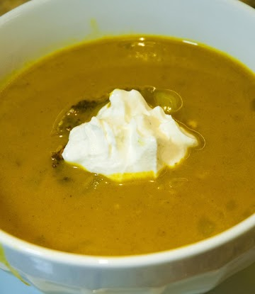 Autumn Essentials: Creamy Pumpkin Soup Recipe