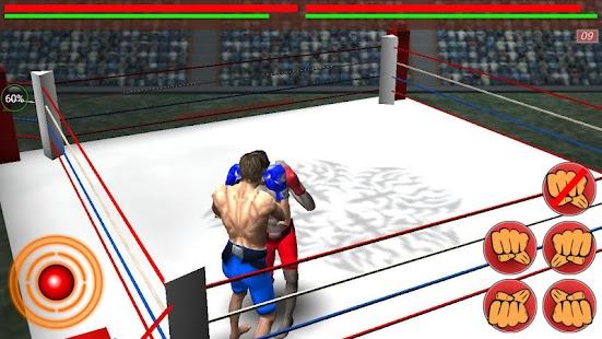 Steel Boxer - náhled
