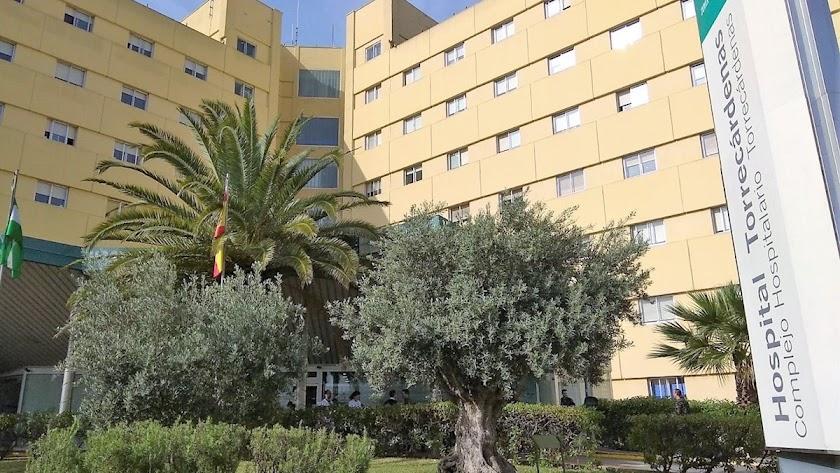 Hospital Universitario de Torrecárdenas.