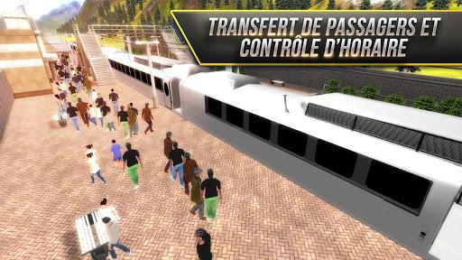 Code Triche High Speed Trains - Locomotive APK MOD screenshots 3