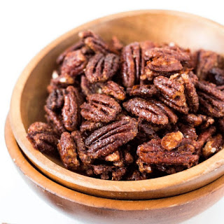 Sweet and Spiced Pecans Recipe