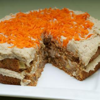 Carrot Pineapple Layer Cake