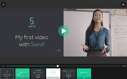 Swivl- screenshot thumbnail