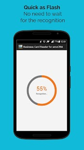 Free Biz Card Reader for amoCRM- screenshot thumbnail
