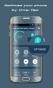 saver and fast battery charger - náhled