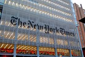 Sarah Palin sues the New York Times