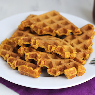 Pumpkin Waffles – Updated!