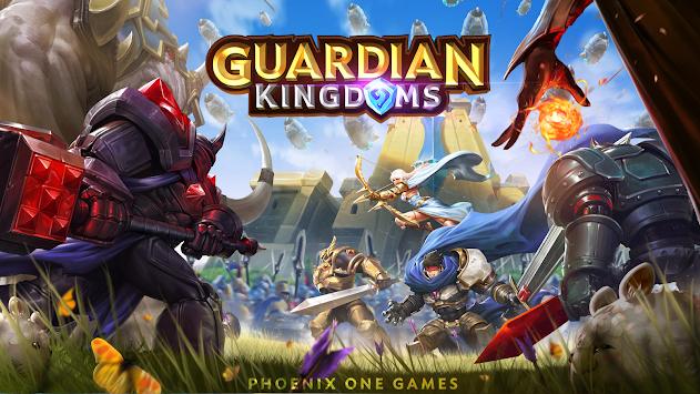 Guardian Kingdoms (Unreleased) apk screenshot