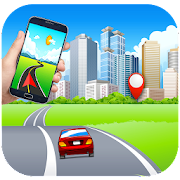 GPS Navigation && Route Maps-GPS Directions Tracker