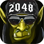 Crush 2048 blocks Icon
