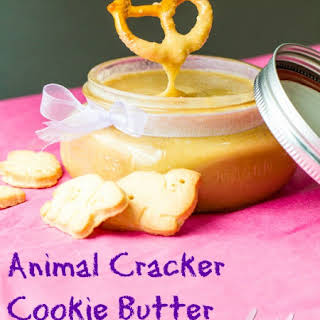 Animal Cracker Cookie Butter.