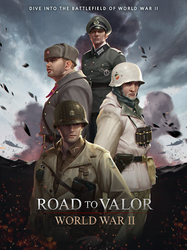 Road to Valor: World War II  Wallpaper 14