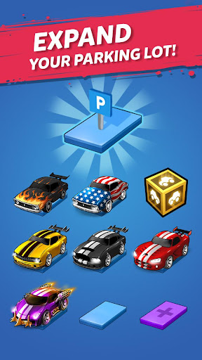 Merge Battle Car: Best Idle Clicker Tycoon game 1.0.53 screenshots 2