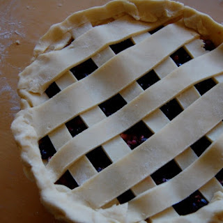 Pie Crust in the Kitchen Aid