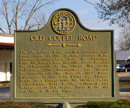 Photo: Was looking for something to photograph in Cecil, and noticed this historical marker.