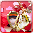 New Love Locket Photo Frame