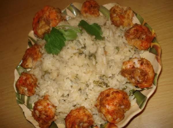 Carmita's Cilantro Lime Rice (arroz Blanco Con Cilantro Y Limon)
