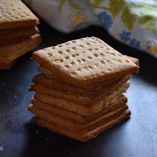 Easy Italian Whole Wheat Honey Breakfast Cookies.