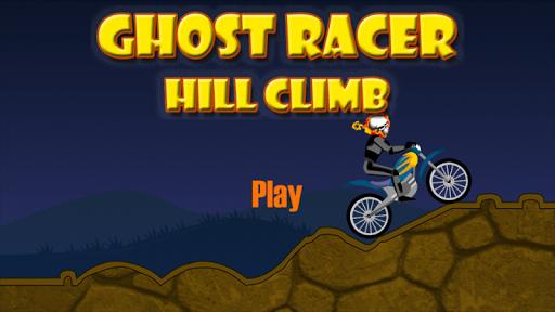 Ghost Racer Hill Climb