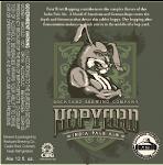 Rockyard Hopyard India Pale Ale