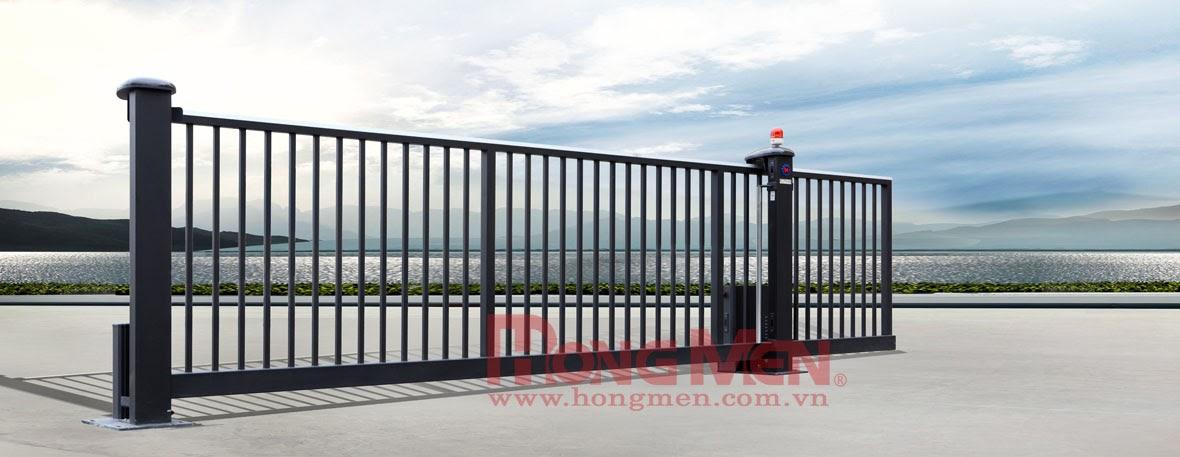 Cổng Treo Tự Động Bằng Thép P707