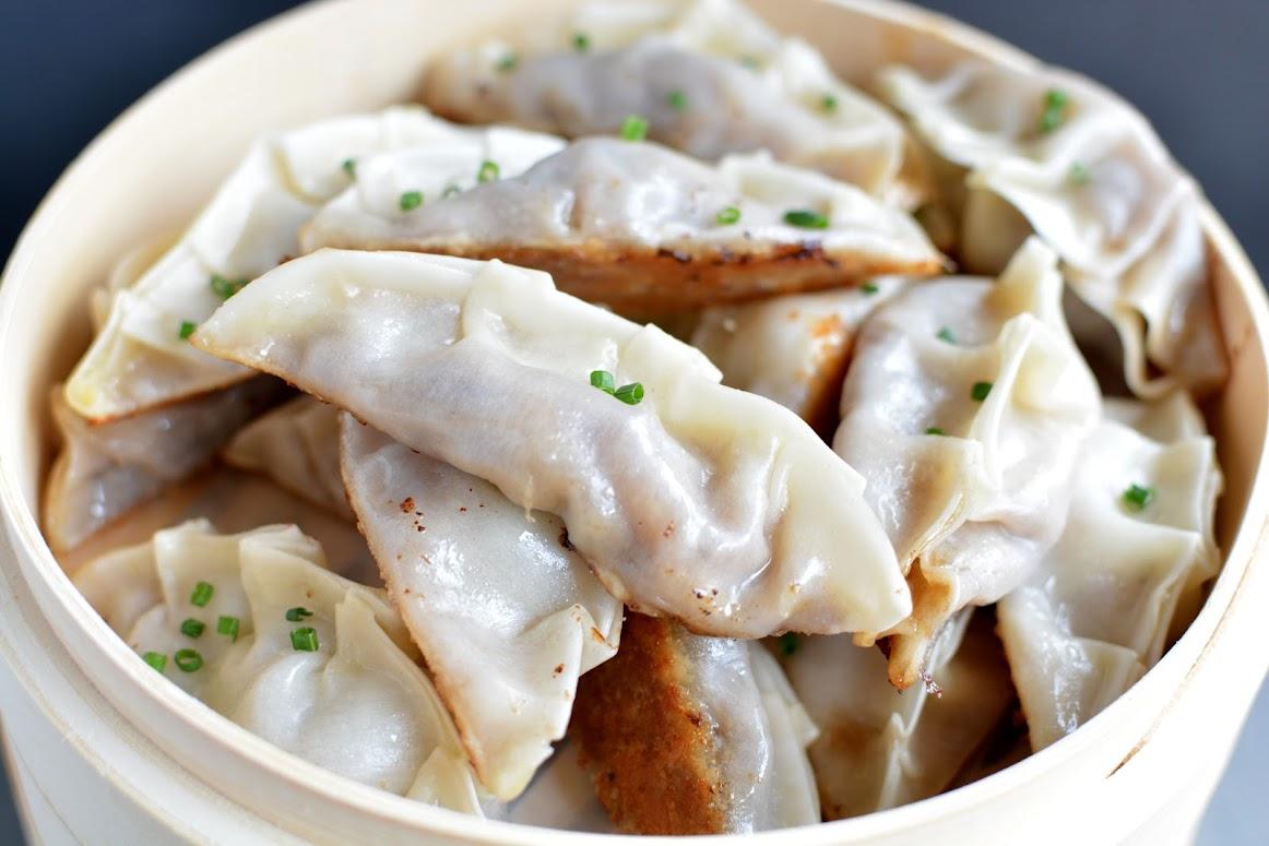 French Onion Soup Dumplings | builicious
