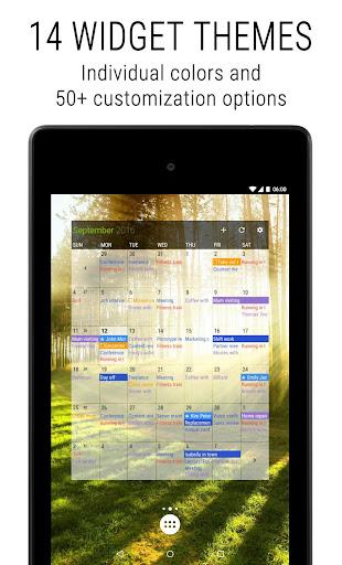Business Calendar 2・Agenda, Planner & Widgets screenshot 21