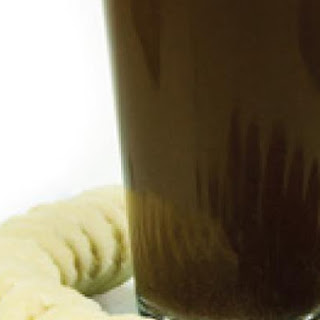 Banana Berry Bliss Smoothe with Xocai Healthy Chocolate
