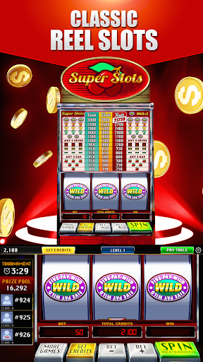 Real Vegas Slots - FREE Casino Games 3 Mod screenshots 1