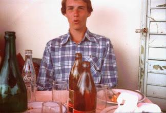 Photo: Im Vorläufer des Restaurants ,Johnson' nach dem Mittagessen. Vgl. http://www.johnson.hr