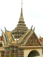 Photo: Bangkok, Wat Phra Kaew, Viharn Yod