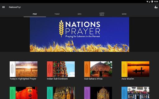 玩免費生活APP|下載Nations Prayer app不用錢|硬是要APP