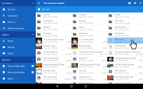 File Viewer for Android screenshot 8